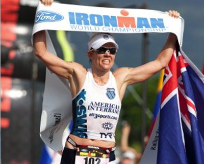 2c795d1388248 When Mirinda Carfrae joined the SHEEX team she was already the 2010 Ironman  World Champion. After finishing second and third the past two years